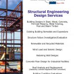 Structural Engineering Design Expertise – check out the latest!