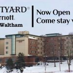 Courtyard Marriott Construction Time Lapse – Waltham, MA
